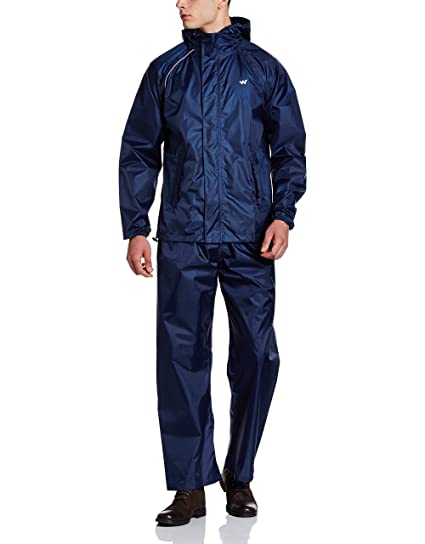 Rain Coat Pant & Shirt with men